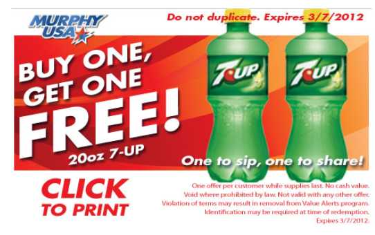 7 up coupon