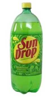 Sundrop Soda Coupon