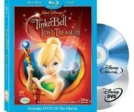 tinkerbell dvd coupon