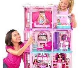 Barbie 3-Story Dream House