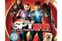 Spy Kids DVD