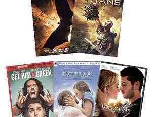 DVD Value Pack