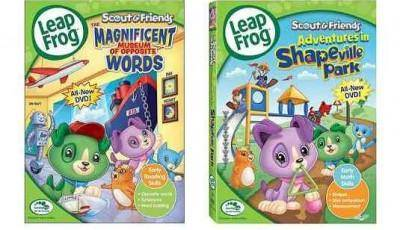 LeapFrog DVDs Coupon