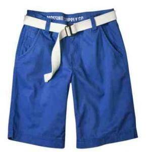 Men's Trouser Shorts