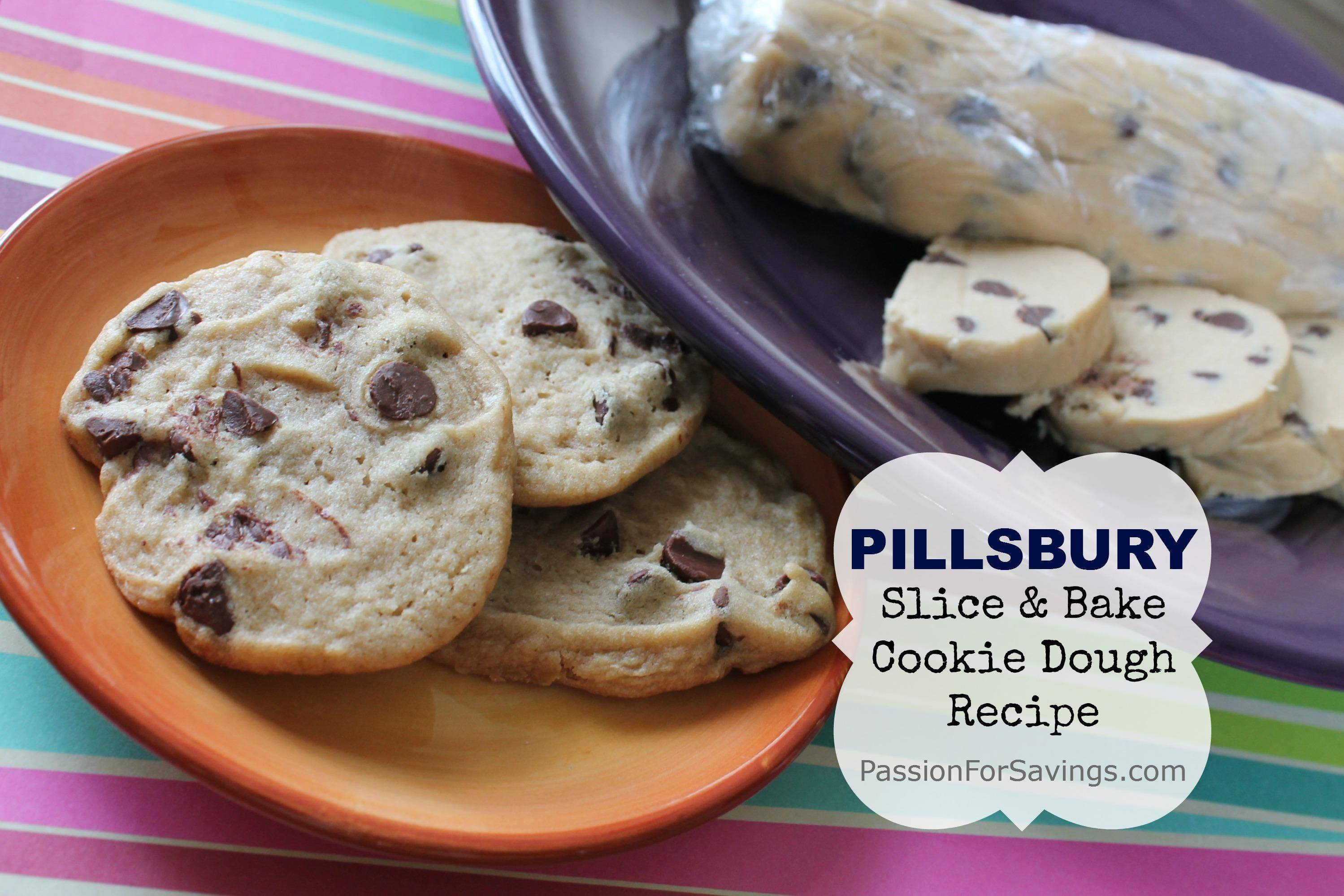 Pillsbury Chocolate Chip Cookie Dough Recipe