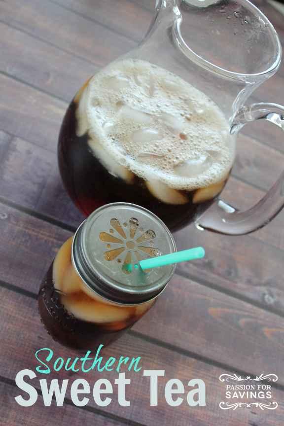 That Peachy Belle: Southern Sweet Tea