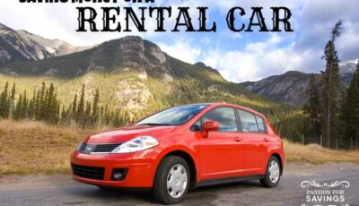 How to Save Money Renting a Car