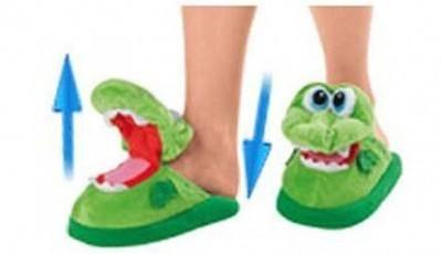 "Kids ""Stompeez"" Inspired Slippers"