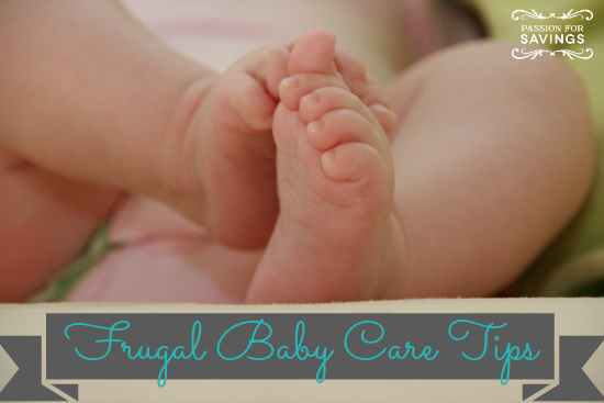 Frugal Baby Care Tips