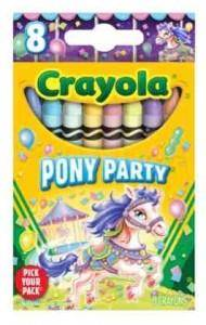 Pony Party Colors