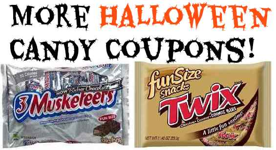 new candy coupons for halloween