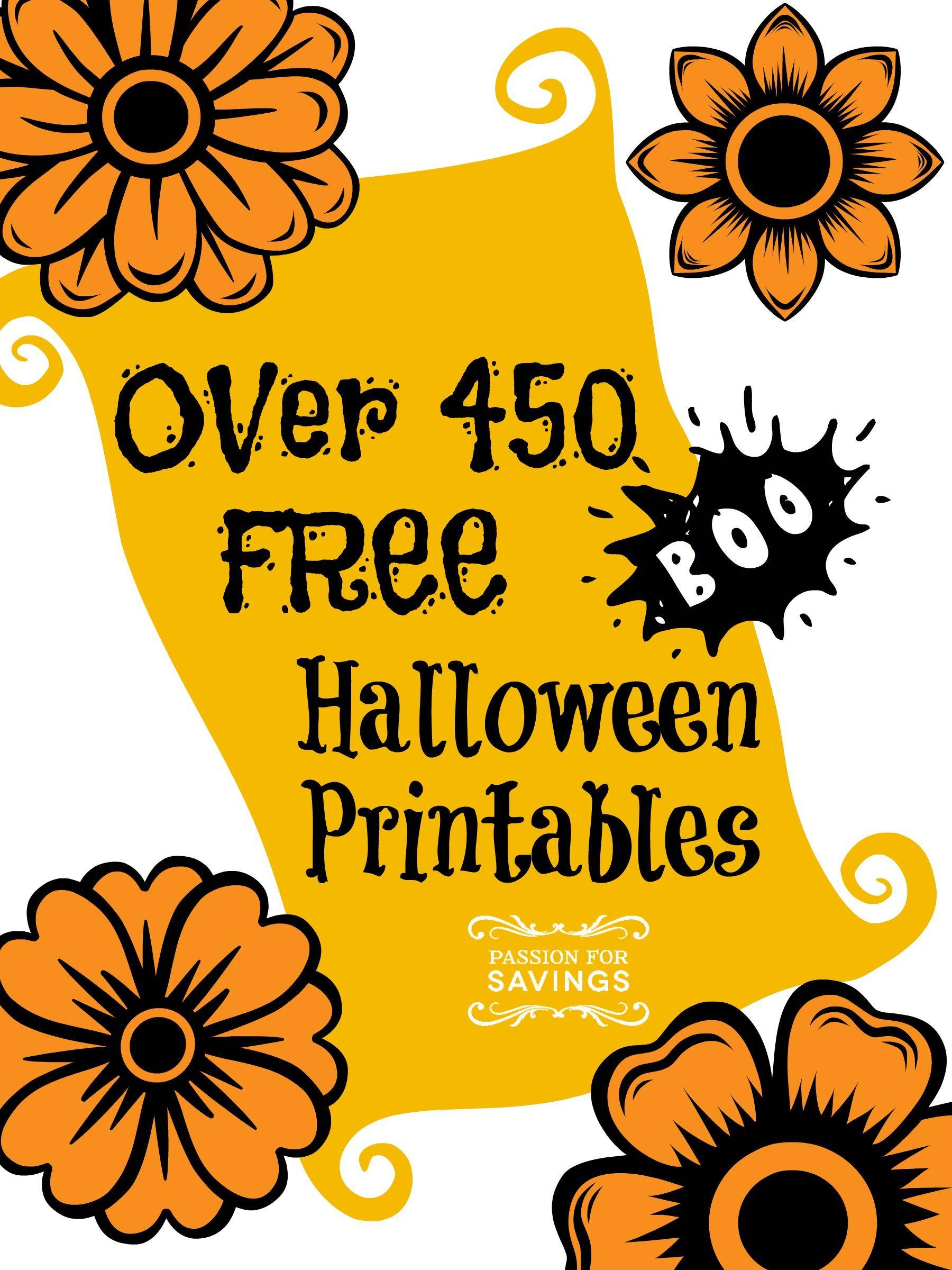 This is an image of Comprehensive Halloween Pictures Printable