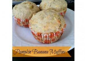 pumpkin muffins featured