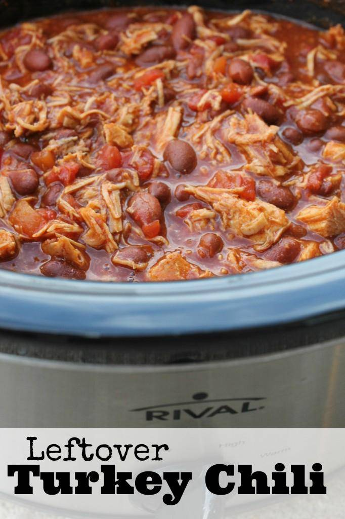 turkey chili recipe