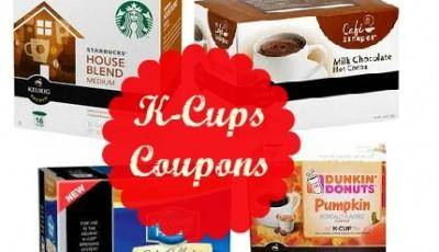 K-Cups Coupons