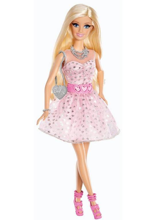 Barbie Life in the Dreamhouse Talking Barbie Doll