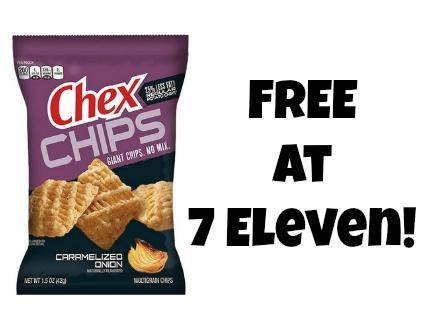 Free Chex Chips