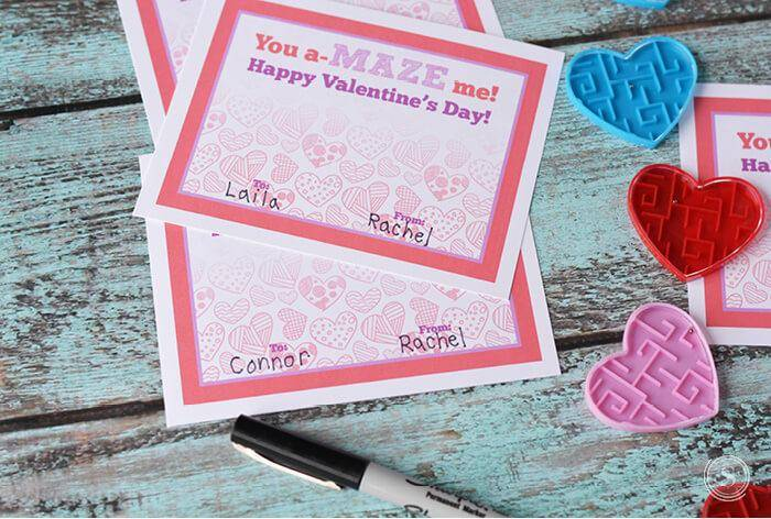 easy homemade valentine's day cards for kids