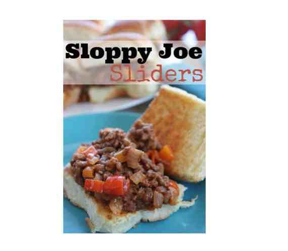 Red Wine Sloppy Joe Sliders Recipes — Dishmaps