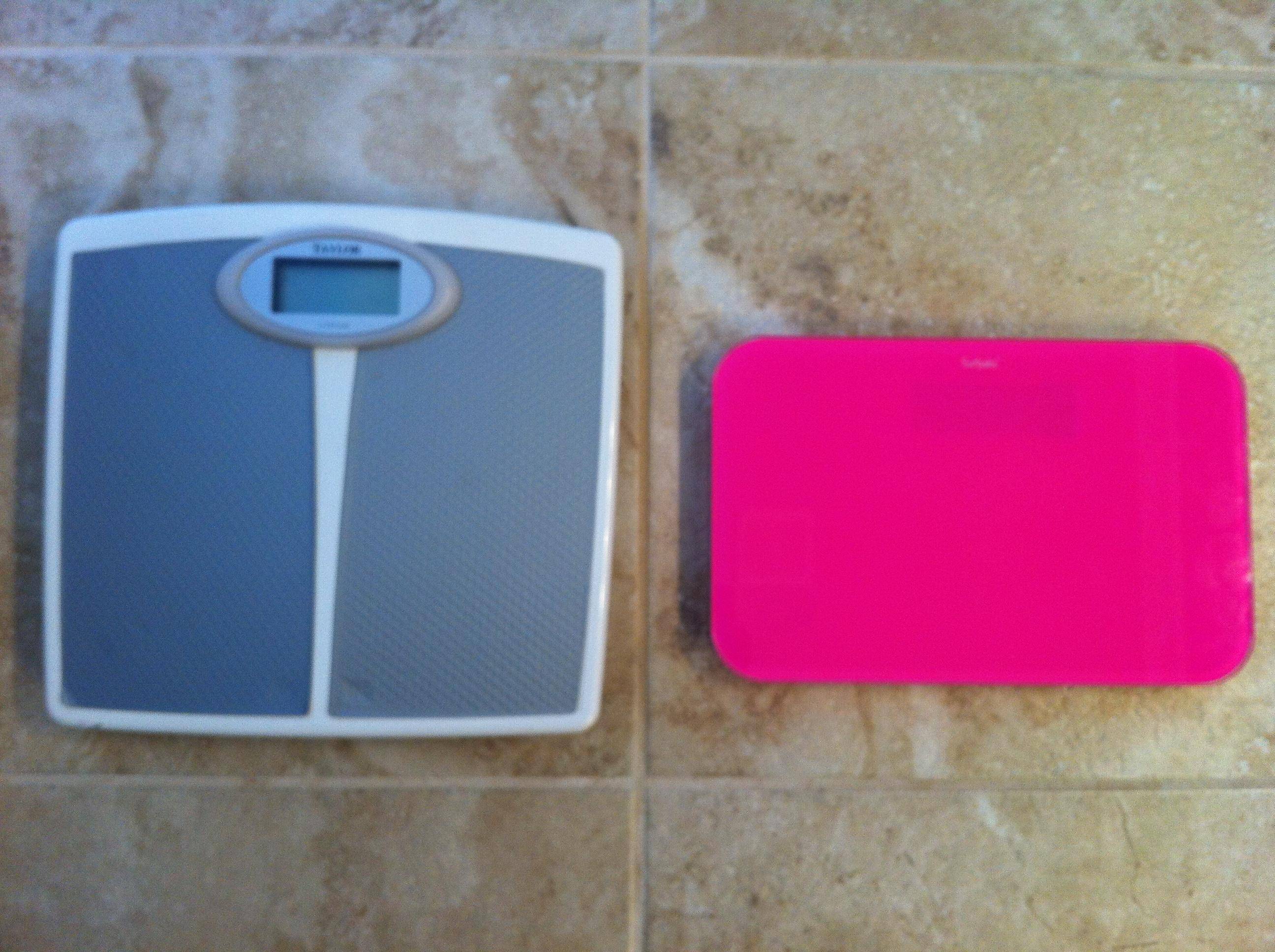 Surpahs Kitchen & Bathroom Scale and Cutting Board Review and Giveaway