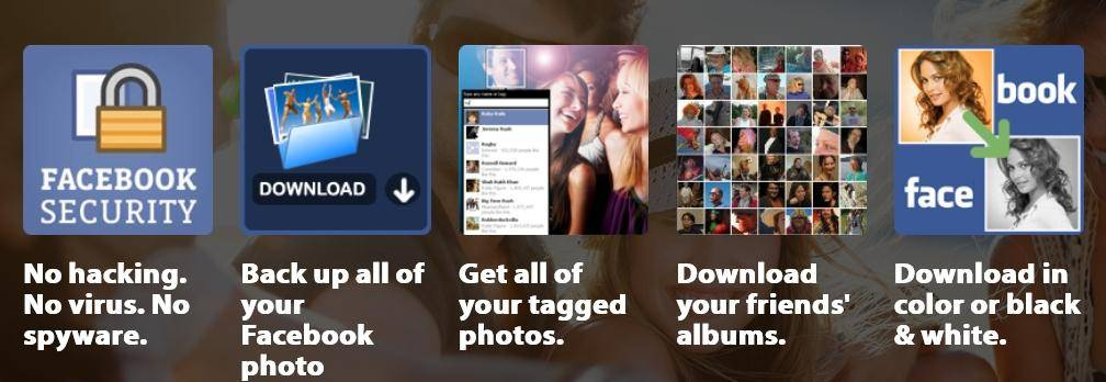 Free Facebook Picture Downloader