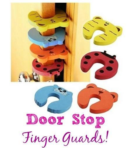 Door Stop Finger Guards (2)