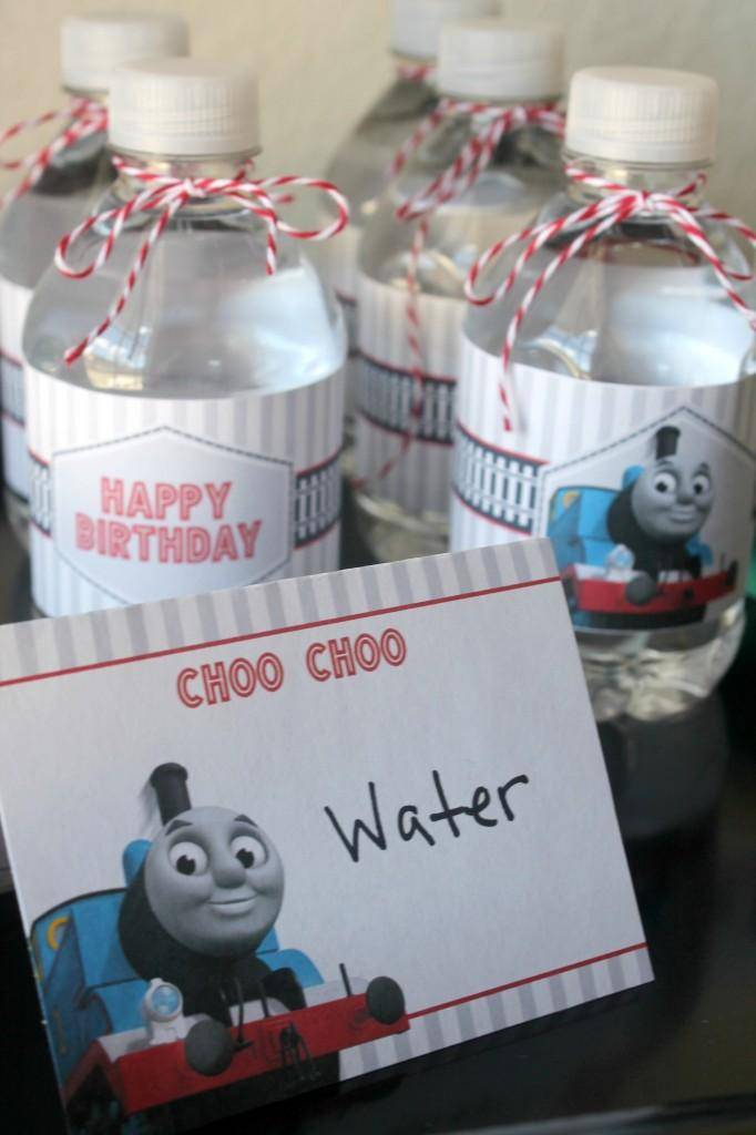 All You Need To Do Is Download The FREE Printable Thomas Friends Birthday Party Set Here Then Print Out Each Design On Heavy Cardstock Paper