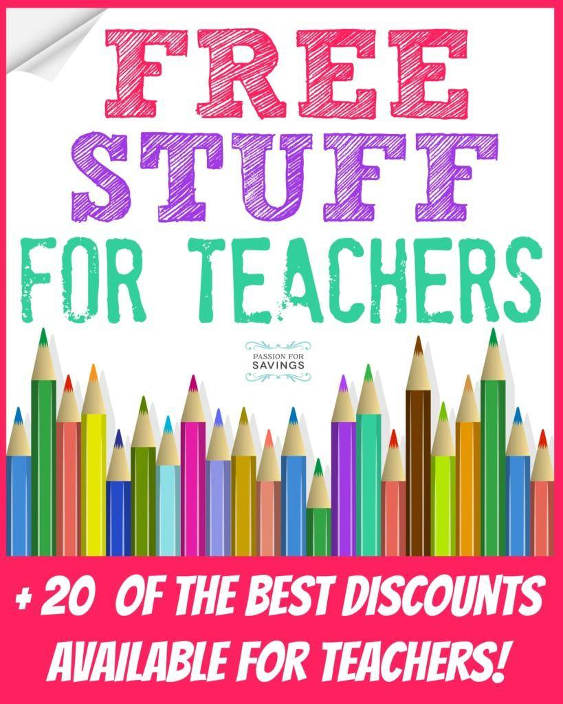 Free Stuff for Teachers