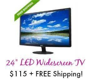 Acer Widescreen TV Deal