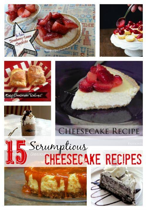 easy cheesecake recipes