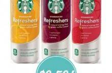 Starbucks Refreshers Coupons