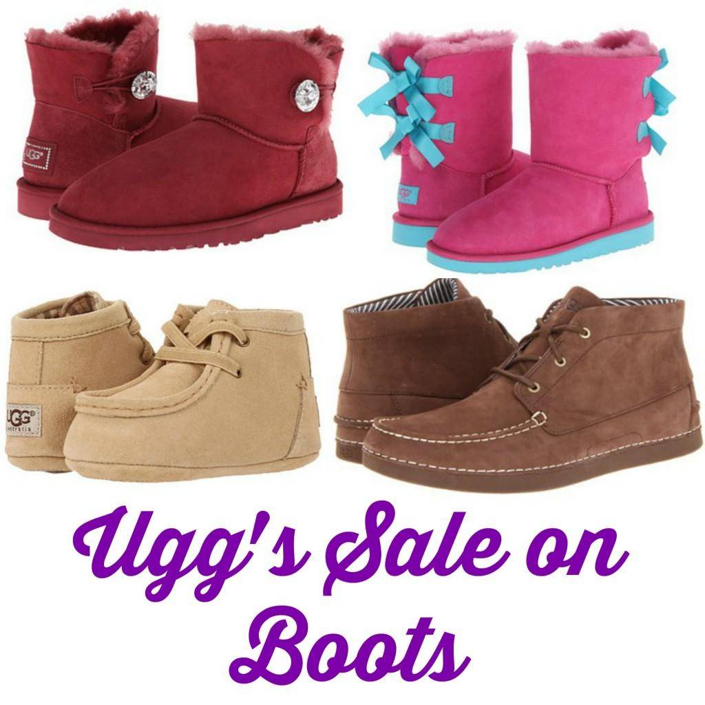 Ugg's Sale on Boots