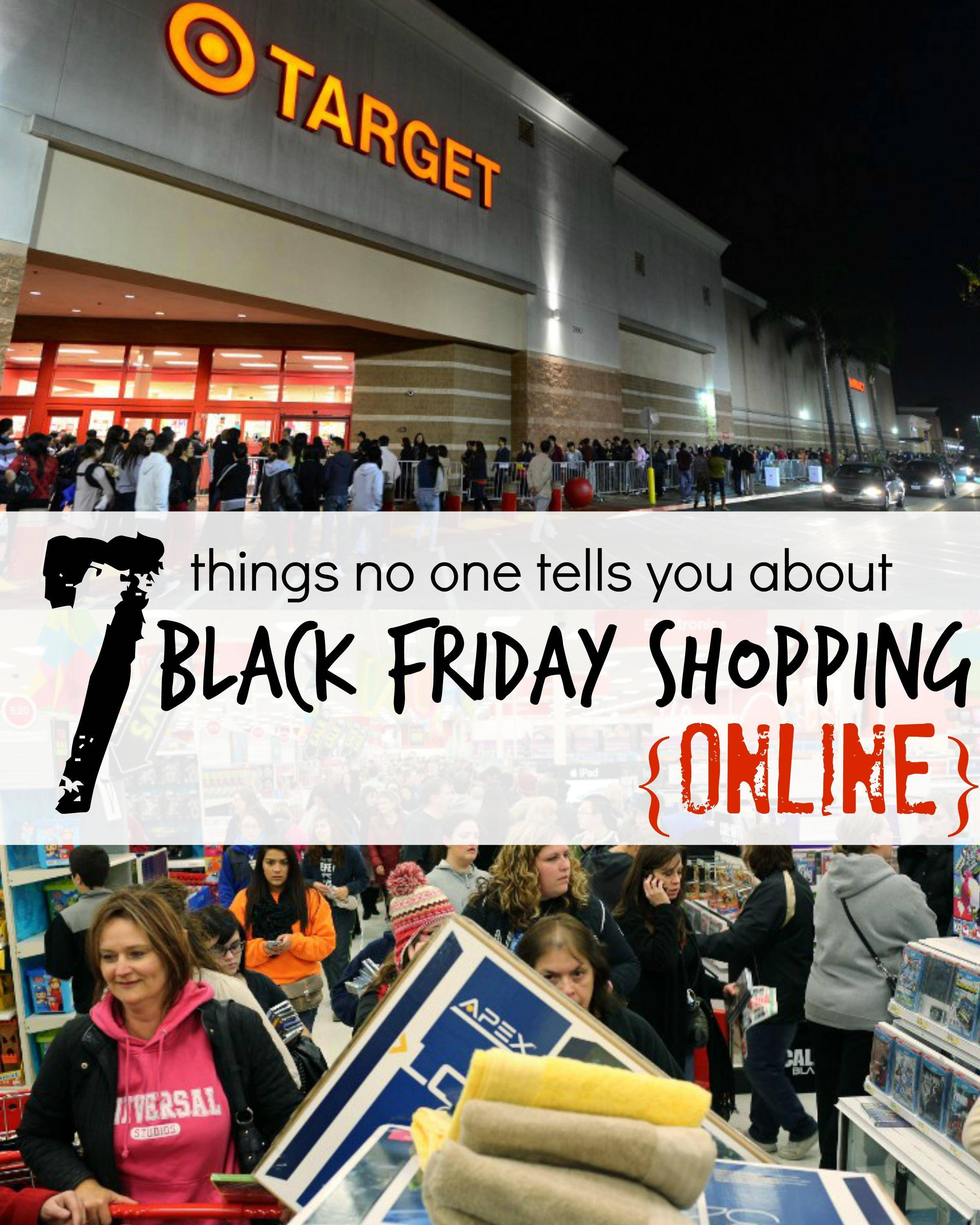 When it comes to Black Friday Shopping Online there are some secrets that most stores won't tell you about Black Friday shopping online. I thought I would share a few of my favorite tricks for getting awesome deals online during Black Friday Week