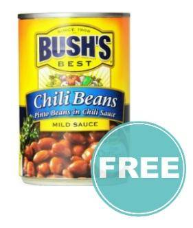 Shopping Tips for Bush's Baked Beans: 1. Bush's Baked Beans make a great side dish. Grab one of the $1 off 2 coupons, and you can get their 28 oz cans for as low as $ each. This brand of beans is fat-free and high in fiber! 2. When Bush's Baked Beans go on sale for $, down from $, combine the sale price with a $ coupon for an almost free can of beans.