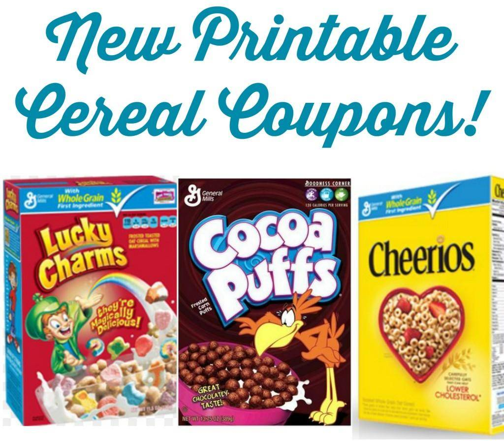 General mills coupons online