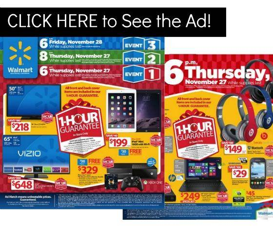 Walmart Black Friday Ad Scans