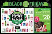 Bath & Body Works Black Friday Deals