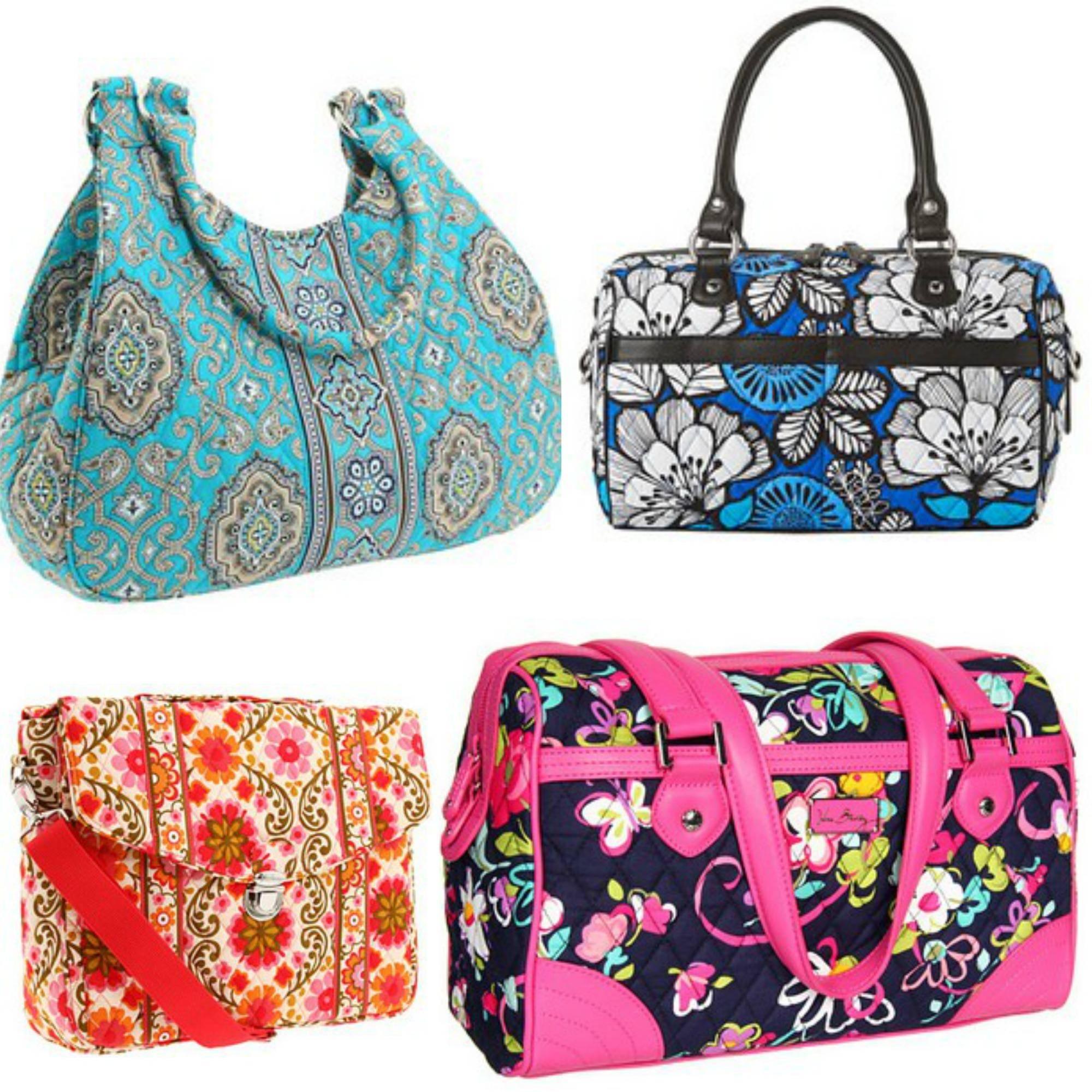 Vera Bradley Bags Sale As Low As 14 99