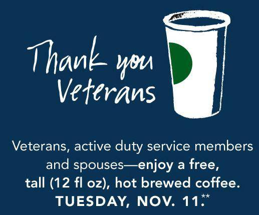 Veterans Day Coffee Veterans Day 2014 | Free