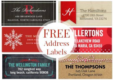 Free Address Labels (2)