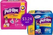 Pull Ups Training Pants Printable Coupons