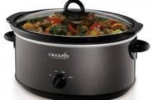 7 Qt. Crock Pot Slow Cooker