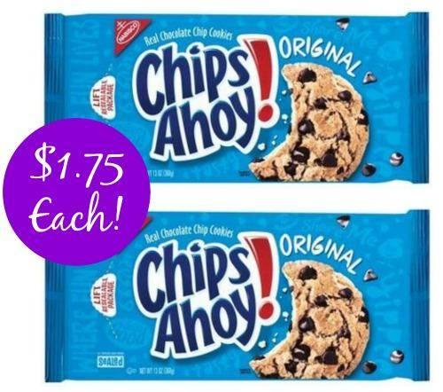 Chips Ahoy Cookies Coupons