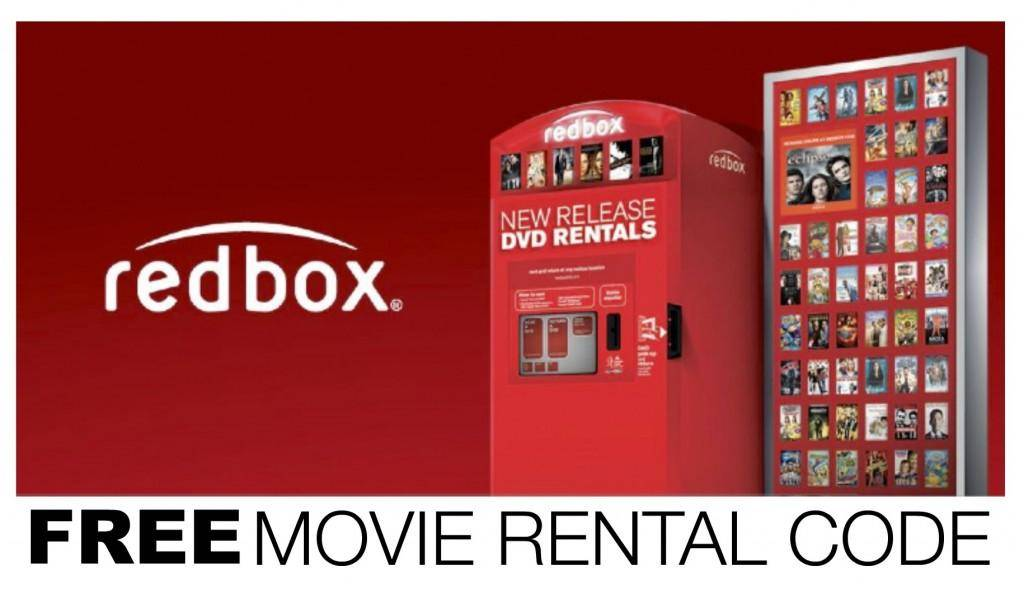 Free Redbox Movie Codes