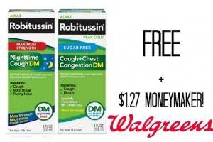 Printable Robitussin Coupons