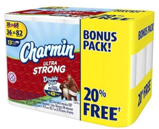 Charmin Ultra Strong (2)