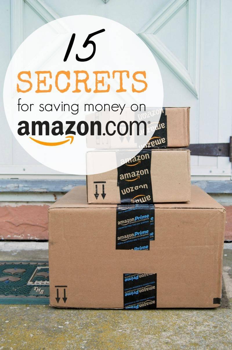 saving money on amazon