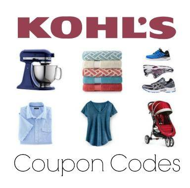 Kohl's Coupons Online