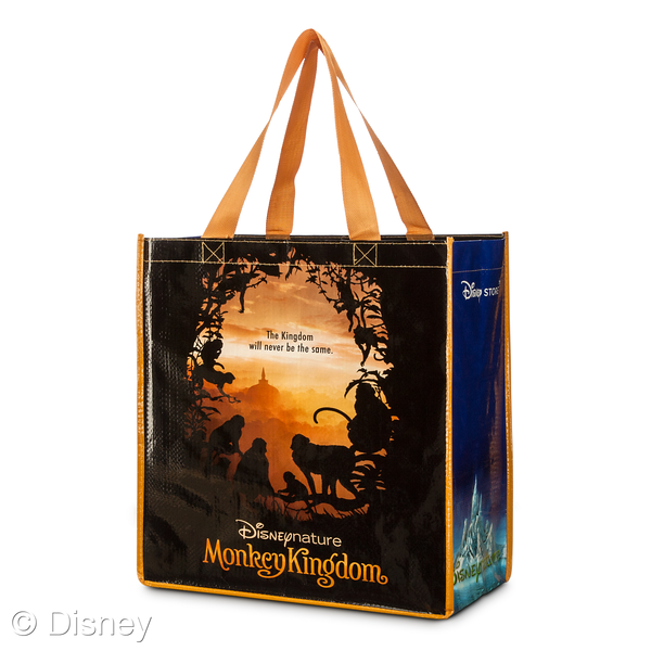 Disney-Store-Earth-Day-Monkey-Kingdom-Shopping-Tote