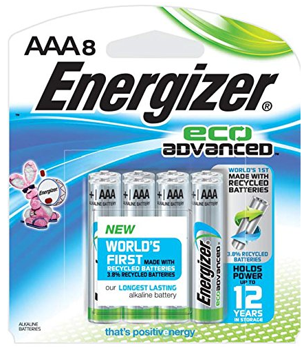Energizer batterie coupons